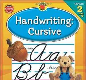 Brighter Child Handwriting: Cursive: Grades 2 and Up